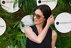 Image ©Licensed to i-Images Picture Agency. 24/06/2014. Madrid. Spain. Spanish Actress Paz Vega attends the 'House of Sun' Pop-Up Boutique and Sunglases Hut promotional party and photocall in Madrid. SPAIN (MADRID). Picture by DyD Fotografos / i-Images<br /> <br /> SPAIN OUT