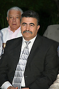 Amir Peretz, leader of Israli labour party June 2006 current Deputy Prime Minister and Minister of Defense