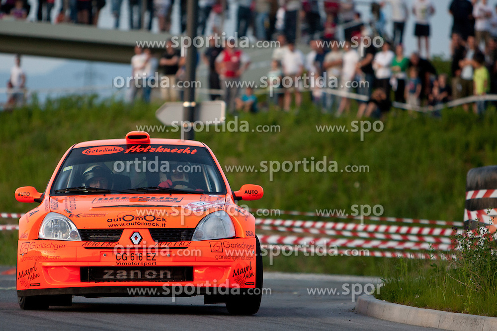 Zanon Bernd during 35th Rally Saturnus, on May 11, 2012, in SRC Stozice, Ljubljana, Slovenia. (Photo by Urban Urbanc / Sportida)