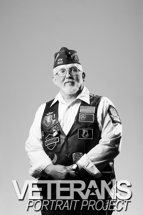 Paul G. Eades<br /> Army<br /> E-9<br /> Aircraft Maintenance<br /> Oct. 1964 - Nob. 2002<br /> Vietnam, Korea Defense<br /> <br /> Veterans Portrait Project<br /> St. Louis, MO