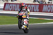 #22 Sam LOWES GBR Federal Oil Gresini Moto2 Kalex during the Gran Premio Motul de la Comunitat Valenciana at Circuito Ricardo Tormo Cheste, Valencia, Spain on 16 November 2019.
