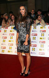 Emily MacDonagh arriving at the Pride of Britain Awards in London, Monday, 29th October  2012 Photo by: Stephen Lock / i-Images