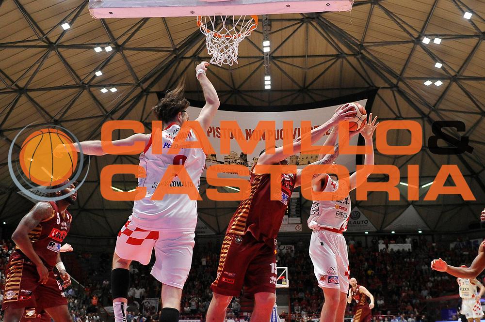 Boothe Nathan<br /> The Flexx Pistoia Basket - Umana Reyer Venezia<br /> Lega Basket Serie A 2016/17<br /> Pistoia, 17/05/2017<br /> Foto Ciamillo-Castoria