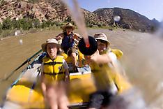 Green River Rafting Photos-Colorado, Utah Images - Stock Photos-Gates of Lodore - Whitewater Rafting