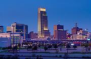 Omaha, Nebraska Skyline
