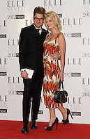 Arrivals for the 2012 Elle Style Awards at the Savoy Hotel in London..13th Feb 2012..Pics by Dave Norton / Piqtured
