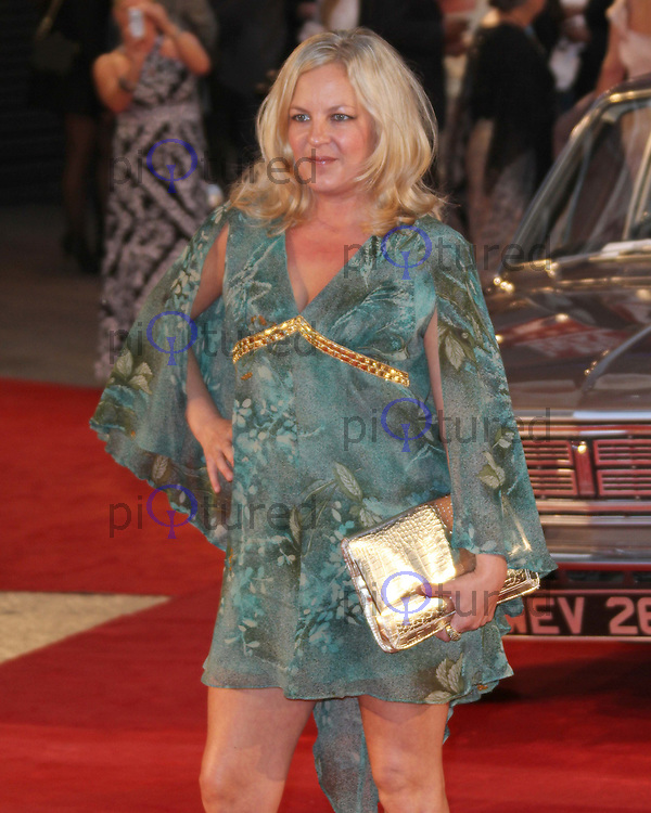 Lorraine Stanley Made in Dagenham UK Premiere, Odeon Cinema, Leicester Square, London, UK, 20 September 2010: For piQtured Sales contact: Ian@Piqtured.com +44(0)791 626 2580 (Picture by Richard Goldschmidt)