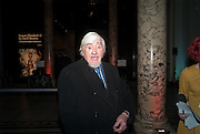 RAY HARWOOD, Cecil Beaton private view. V and A Museum. London. 6 February 2012