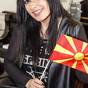 NLD/Amsterdam/20160409 - Eurovision in Concert 2016, Kaliopi Bukleska - Macedonie / Macedonia