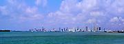 Miami Florida, Cityscape, Skyline Panorama