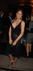 HOFIT GOLAN at a reception to launch Montblanc's First Fine Jewellery Collection held at The Victoria & Albert Museum, Cromwell Road, London SW7 on 24th April 2007.<br /><br />NON EXCLUSIVE - WORLD RIGHTS