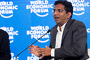 Dileep George at the World Economic Forum - Annual Meeting of the New Champions in Dalian, People's Republic of China 2015. Copyright by World Economic Forum / Greg Beadle