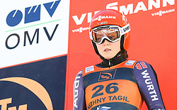 12.12.2015, Nordic Center, Nizhny Tagil, RUS, FIS Weltcup Ski Sprung, Nizhny Tagil, Damen, im Bild Carina Vogt (GER) // Carina Vogt of Germany during Ladies Skijumping Competition of FIS Skijumping World Cup at the Nordic Center in Nizhny Tagil, Russia on 2015/12/12. EXPA Pictures © 2015, PhotoCredit: EXPA
