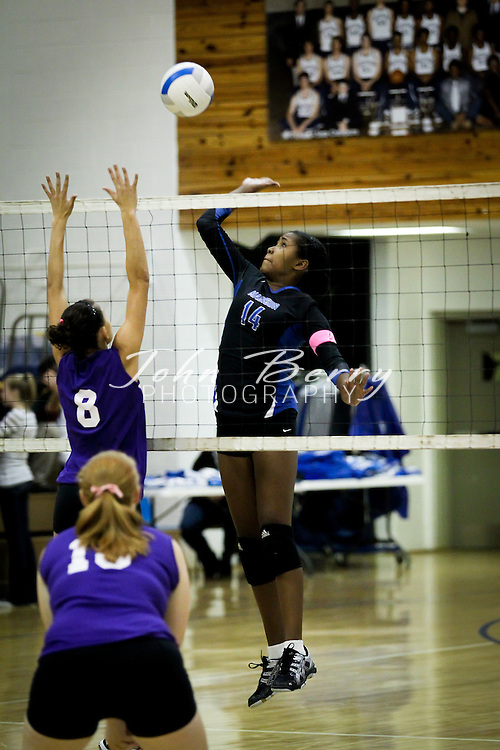 October/21/10:  MCHS Varsity Volleyball vs Strasburg.  Madison falls to the Rams 3-2.