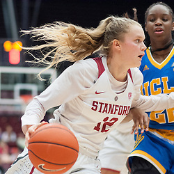 Women's Basketball v. UCLA