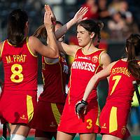 Spain-Russia OQT women Belgium 2012