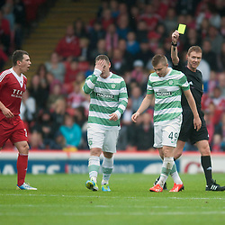 Aberdeen v Celtic  | Scottish Premiership| 17 August 201