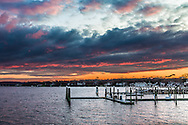 Sunrise, Navesink River, New Jersey