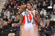DESCRIZIONE : Torino Coppa Italia Final Eight 2012 Semifinale Scavolini Siviglia Pesaro Bennet Cantu <br /> GIOCATORE : Daniel Hackett<br /> CATEGORIA : esultanza scelta<br /> SQUADRA : Scavolini Siviglia Pesaro<br /> EVENTO : Suisse Gas Basket Coppa Italia Final Eight 2012<br /> GARA : Scavolini Siviglia Pesaro Bennet Cantu<br /> DATA : 18/02/2012<br /> SPORT : Pallacanestro<br /> AUTORE : Agenzia Ciamillo-Castoria/C.De Massis<br /> Galleria : Final Eight Coppa Italia 2012<br /> Fotonotizia : Torino Coppa Italia Final Eight 2012 Semifinale Scavolini Siviglia Pesaro Bennet Cantu<br /> Predefinita :