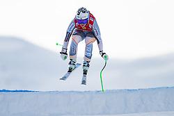 11.01.2020, Keelberloch Rennstrecke, Altenmark, AUT, FIS Weltcup Ski Alpin, Abfahrt, Damen, im Bild Kajsa Vickhoff Lie (NOR) // Kajsa Vickhoff Lie of Norway in action during her run for the women's Downhill of FIS ski alpine world cup at the Keelberloch Rennstrecke in Altenmark, Austria on 2020/01/11. EXPA Pictures © 2020, PhotoCredit: EXPA/ Johann Groder
