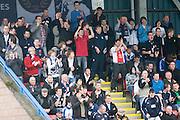 Dundee fans - Stirling Albion v Dundee, IRN BRU Scottish League 1st Division, Forthbank Stadium, Stirling<br /> <br />  - &copy; David Young<br /> ---<br /> email: david@davidyoungphoto.co.uk<br /> http://www.davidyoungphoto.co.uk