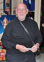 LONDON - July 31: John Du Prez at the Spamalot Press Night (Photo by Brett D. Cove)
