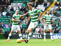 16/07/16 PRE-SEASON FRIENDLY <br />   CELTIC V VFL WOLFSBURG (2-1) <br />   CELTIC PARK - GLASGOW <br />   Celtic debutant Kristoffer Ajer