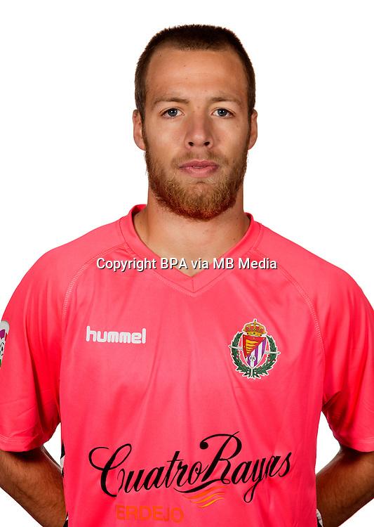 Spain - La Liga B 123 _ 2016-2017 / <br /> ( Real Valladolid C.F.) - <br /> Daniel Hernandez Sevilla &quot; Dani Hernandez &quot;
