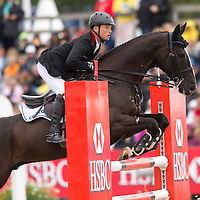 EC Eventing 2013 - Jumping