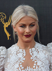 Julianne Hough   attends  2016 Creative Arts Emmy Awards - Day 2 at  Microsoft Theater on September 11th, 2016  in Los Angeles, California.Photo:Tony Lowe/Globephotos