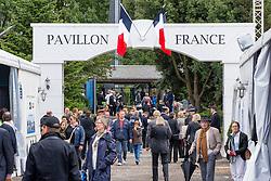 Opening Village<br /> Alltech FEI World Equestrian Games™ 2014 - Normandy, France.<br /> © Hippo Foto Team - Leanjo de Koster<br /> 25/06/14