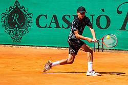 Ziga Svec at Tenis Fest at ATP Challenger Zavarovalnica Sava Slovenia Open 2019, day 9, on August 17, 2019 in Sports centre, Portoroz/Portorose, Slovenia. Photo by Vid Ponikvar / Sportida