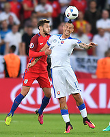 2016.06.20 Saint-Etienne<br /> Pilka nozna Euro 2016<br /> mecz grupy C Slowacja - Anglia<br /> N/z Marek Hamsik<br /> Foto Lukasz Laskowski / PressFocus<br /> <br /> 2016.06.20 Saint-Etienne<br /> Football UEFA Euro 2016 group C game between Slovaki and England<br /> Marek Hamsik<br /> Credit: Lukasz Laskowski / PressFocus