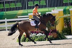 Van Der Vleuten Maikel, NED, VDL Groep Verdi<br /> Olympic Games Rio 2016<br /> © Hippo Foto - Dirk Caremans<br /> 13/08/16