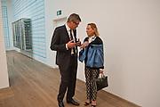 JAY JOPLING; MIUCCIA PRADA, Damien Hirst, Tate Modern: dinner. 2 April 2012.