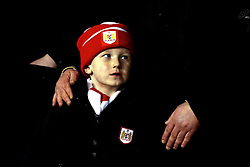 Bristol City fans at Wolverhampton Wanderers - Mandatory by-line: Robbie Stephenson/JMP - 26/12/2016 - FOOTBALL - Molineux - Wolverhampton, England - Wolverhampton Wanderers v Bristol City - Sky Bet Championship