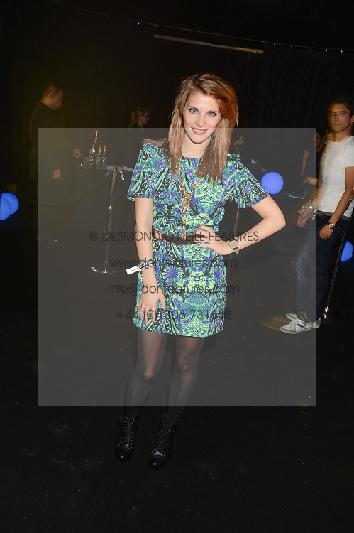 PIPS TAYLOR at a party to celebrate the 1st birthday of nightclub 2&8 at Mortons held in Berkeley Square, London on 3rd October 2013.