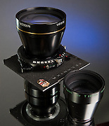 Nikkor-T 360mm lens with 500mm element