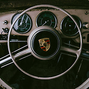 Matt Hummel, 1956 Porsche 356 | Christophorus The Porsche Magazine