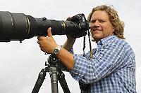 Portrait of photographer Anders Geidemark