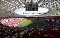 "Football Fifa World Cup Brazil 2014 / <br /> Porto Alegre - Rio Grande do Sul - Brazil - <br /> Sc Internacional vs Ca Penarol 2-1 , Opening Match of New "" BEIRA RIO STADIUM "" on Porto Alegre - Rio Grande Do Sul / Brazil , <br /> Ready for the next FIFA World Cup Brazil 2014  , and able to accommodate a capacity of 48.849 Spectators .<br /> ( Panoramic View of  BEIRA RIO STADIUM )"
