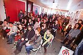 Selection : 2015 - Soirée de cloture au pavillon du OUF - Festival de Casteliers 2015