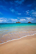 Lanikei Beach in Oahu Hawaii