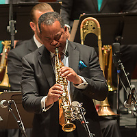 Victor Goines, Jazz at Lincoln Center Orchestra