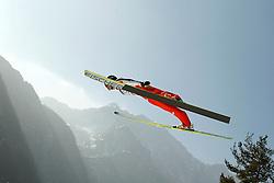 17.03.2012, Planica, Kranjska Gora, SLO, FIS Ski Sprung Weltcup, Team Skifliegen, im Bild Bjoern Einar Romoeren (NOR),  during the FIS Skijumping Worldcup Flying Hill Team, at Planica, Kranjska Gora, Slovenia on 2012/03/17. EXPA © 2012, PhotoCredit: EXPA/ Oskar Hoeher.