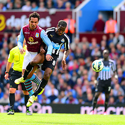 Aston Villa v Newcastle | Premiership | 23 August 2014