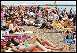 File Photos - Brits likely to risk health this summer - report<br />