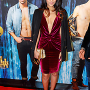 NLD/Amsterdam/20180205 - The Full Monty premiere, April D' Arby