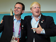 Mayor's of Rio and London at Rio 2016 Olympics press conference 10-8-12