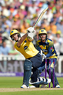 Birmingham Bears v Glamorgan - NatWest T20 Blast Finals Day - 2 Sep 2017